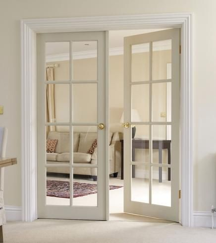 Gd 8l 8 Glass French Solid Door Trademaster