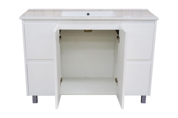 Square Poly Vanity 1200mm