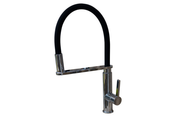 Black Sink Tap Mixer