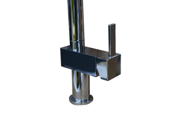 Pull Out Gooseneck Sink Tap