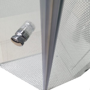Diamond Frameless Showerscreen