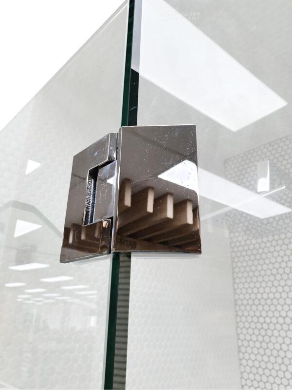 Diamond Frameless Showerscreen