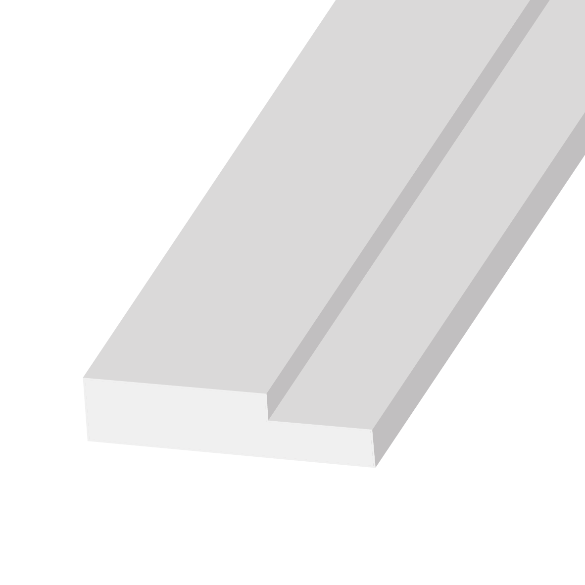 Doors Jambs: Single Rebate Door Jamb Pre-Primed