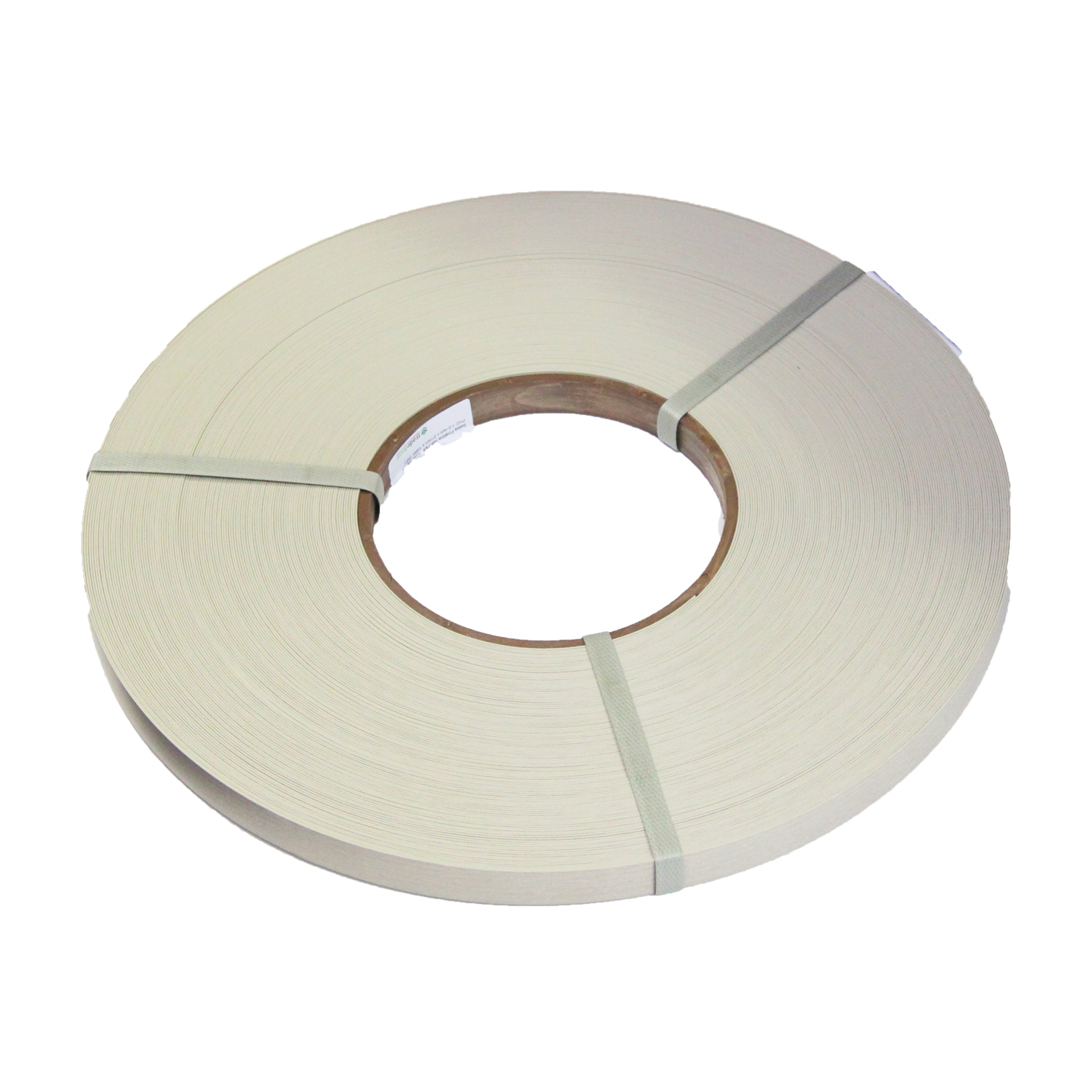 Almond Sand PVC Edging 21x1mm - 100m
