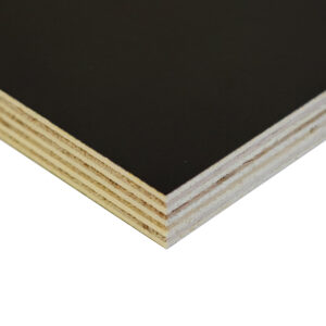 Black Melamine Plywood