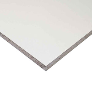 White Melamine Particleboard