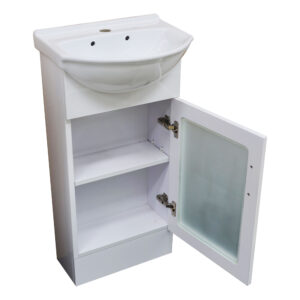 Semi-Recessed Vanity 450mm