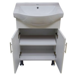 Semi-Recessed Vanity 600mm