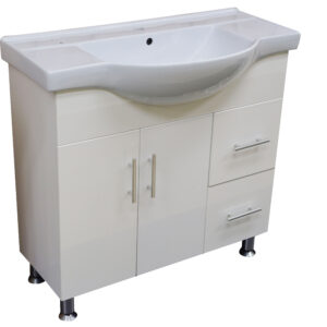 Semi-Recessed Vanity 900mm