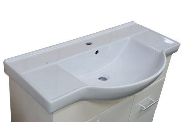Semi-Recessed Vanity 900mm